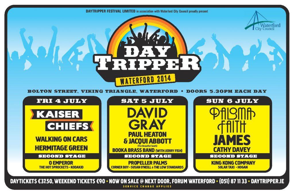 Daytripper Festival 2014