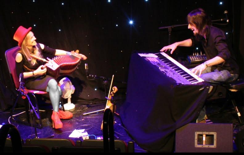 Sharon Shannon Live at Whelans  Sun 22nd