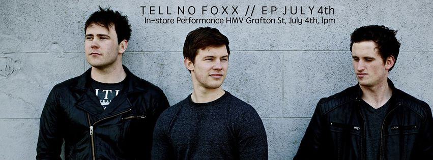 Tell No Foxx – Tell No Foxx [EP]