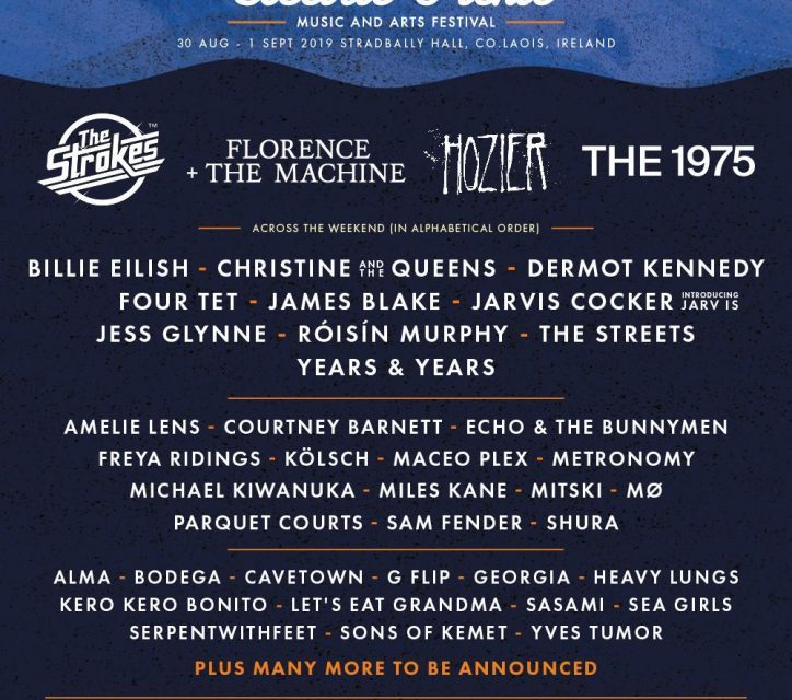 Electric Picnic Acts and New Area Revealed