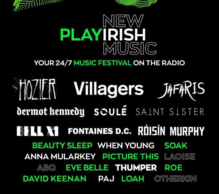 GROUNDBREAKING IRISH MUSIC STATION PLAYIRISH TO LAUNCH THIS WEEK
