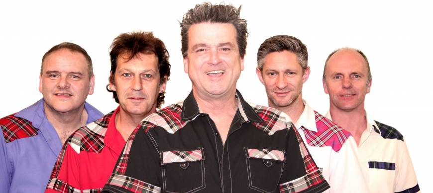 Bay City Rollers latest act for Bulmers Live at Leopardstown