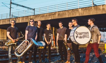 Stomptown Brass headline  Bulmers Carnival Night Live at Leopardstown