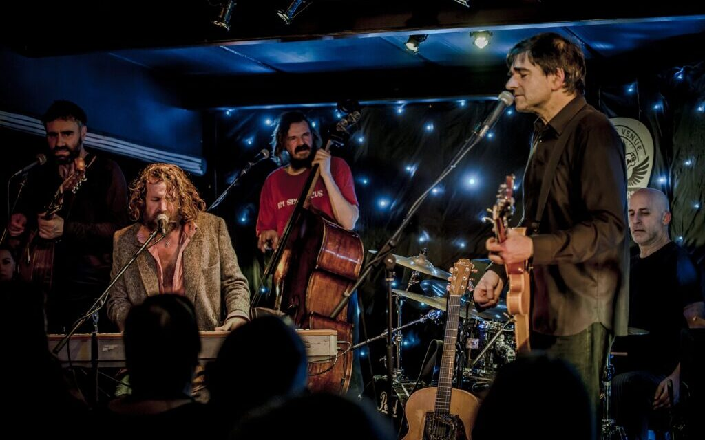 Cork Racecourse presents Cork Rocks  with  Hothouse Flowers