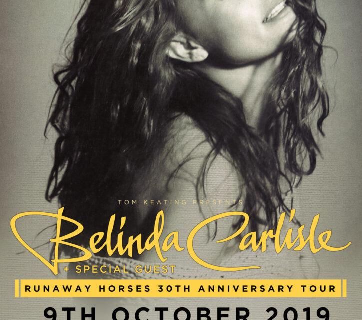 Belinda Carlisle for Cork Opera House