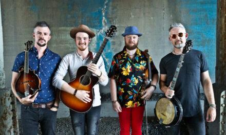 We Banjo 3 for Irish tour