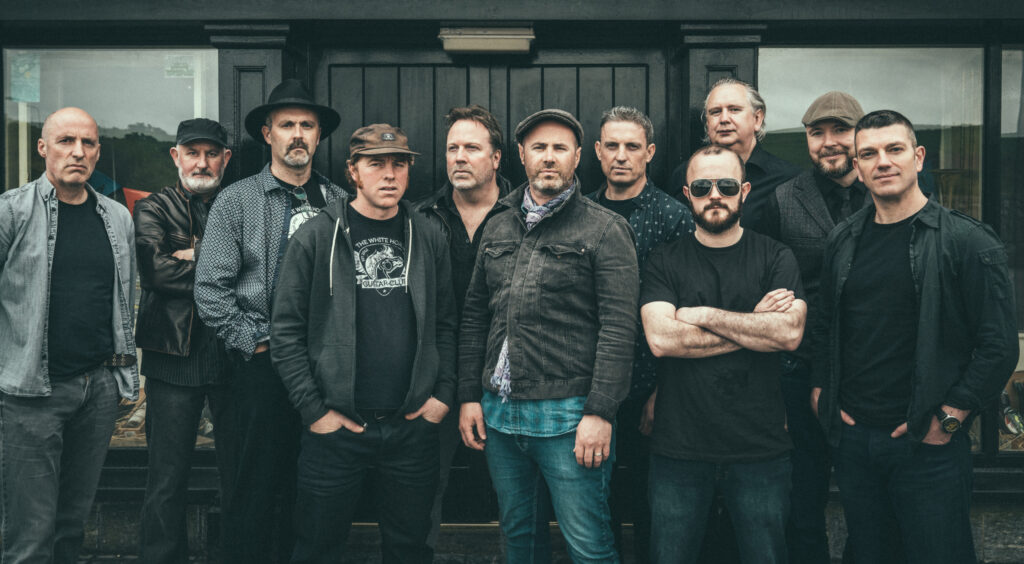 The White Horse Guitar Club bring new single to Munster shows