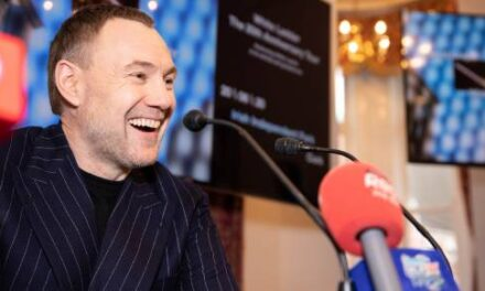 David Gray tickets for Irish Independent Park go on sale Friday