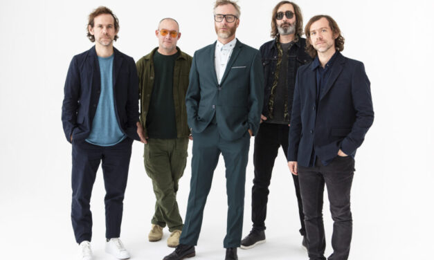 Tickets for The National at LATM go on sale today
