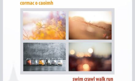 Cormac O'Caoimh's releases new album SWIM CRAWL WALK RUN