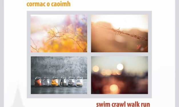 Cormac O'Caoimh's releases new album SWIM CRAWL WALK RUN
