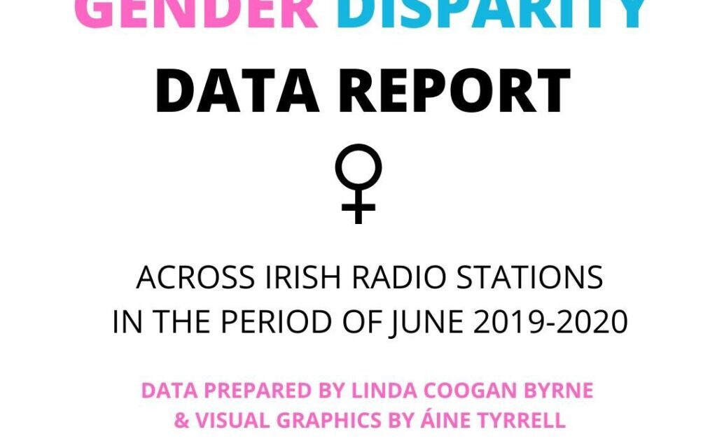 Gender Disparity Report highlights issues in Irish Radio playlisting