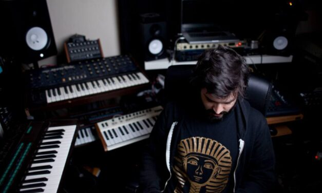 'Freedom' is the new release from Irish electronic producer  Unity Surrender