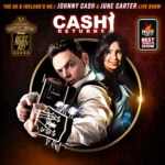 Cash Returns: Europe's number 1 Johnny Cash and June Carter Show