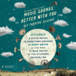 Set Theatre announce Music Sounds Better With You gig series